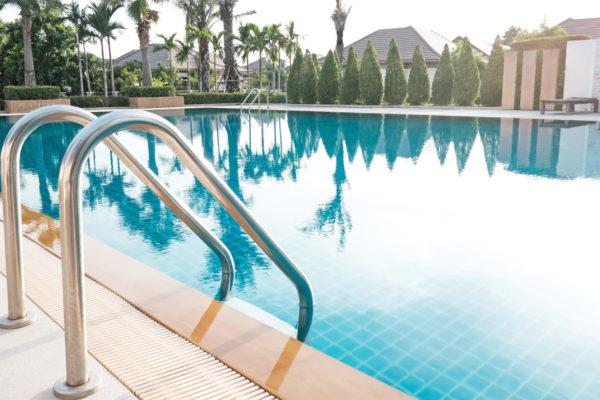 Wichita Pools, Humble lawn and pool